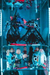 Vos figurines préférées illuminées
